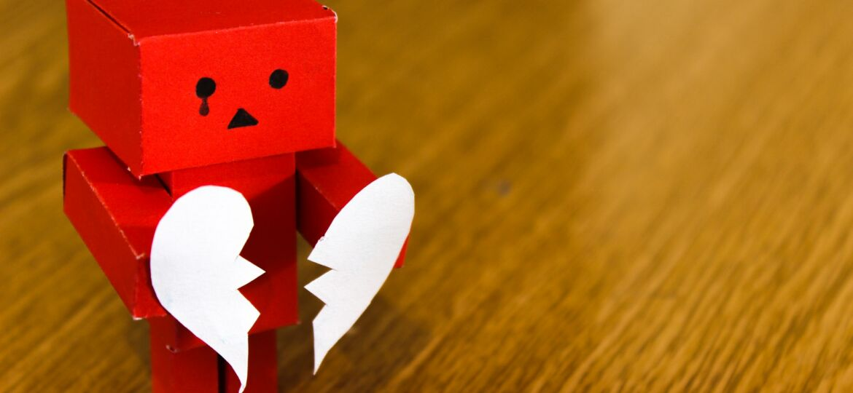 Broken heart burak kostak from Pexels