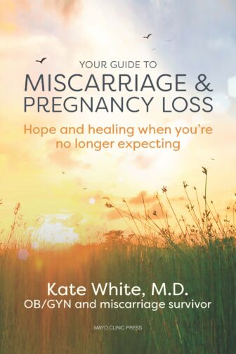 Miscarriage book cover